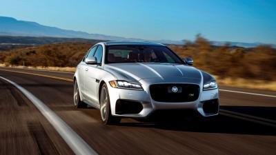 2017 Jaguar XF-S V6 - USA Media Drive 40