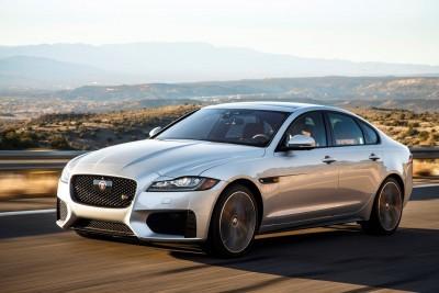 2017 Jaguar XF-S V6 - USA Media Drive 42