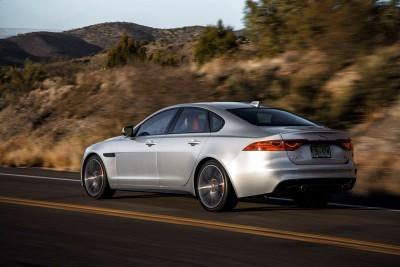 2017 Jaguar XF-S V6 - USA Media Drive 44