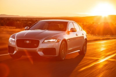 2017 Jaguar XF-S V6 - USA Media Drive 49