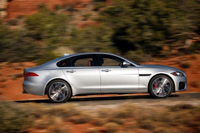 xf jaguar v6 usa drive spec sport side sedona az revs daily