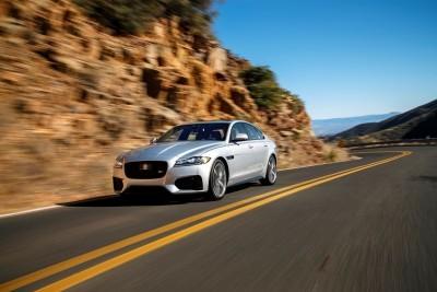 2017 Jaguar XF-S V6 - USA Media Drive 6