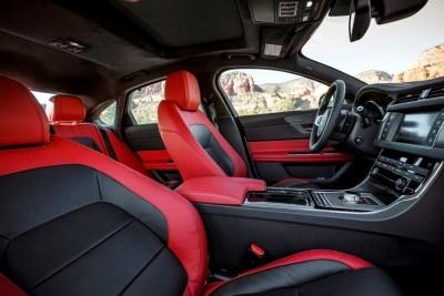 2017 Jaguar XF-S V6 - USA Media Drive 72