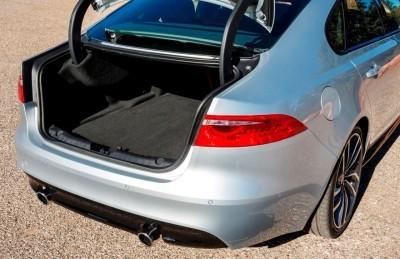 2017 Jaguar XF-S V6 - USA Media Drive 74