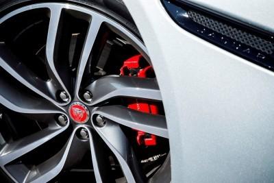 2017 Jaguar XF-S V6 - USA Media Drive 86