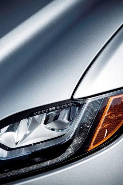 2017 Jaguar XF-S V6 - USA Media Drive 87