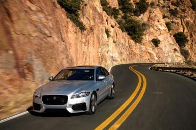 2017 Jaguar XF-S V6 - USA Media Drive 9