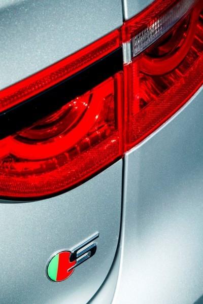 2017 Jaguar XF-S V6 - USA Media Drive 90