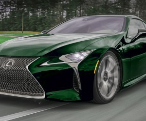 2017 Lexus Lc500 Colors Visualizer Black Chrome Looks 150 Shades