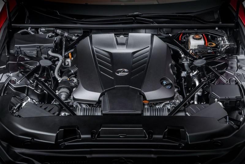 2017 Lexus LC500 Interior Photos 1