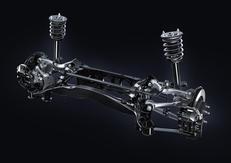 2017 Lexus LC500 Interior Photos 14