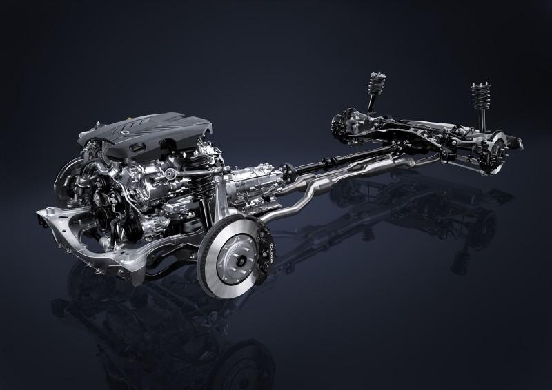 2017 Lexus LC500 Interior Photos 15