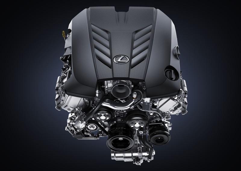 2017 Lexus LC500 Interior Photos 16