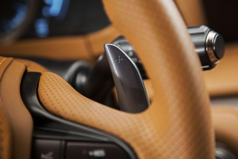 2017 Lexus LC500 Interior Photos 7