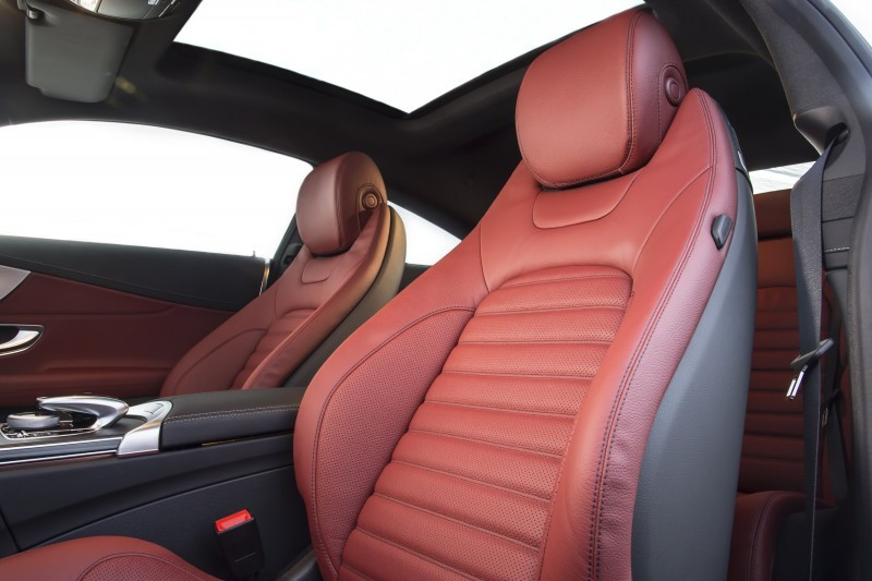 2017 Mercedes-Benz C-Class Coupe 14