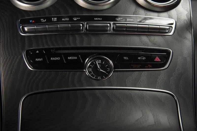 2017 Mercedes-Benz C-Class Coupe 17