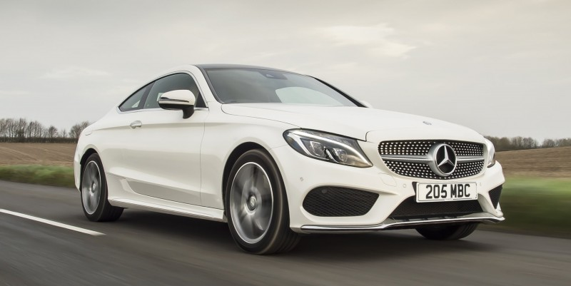 2017 Mercedes-Benz C-Class Coupe 20