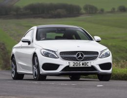 2017 Mercedes-Benz C-Class Coupe – Posh AMG Sport Style for C300 and C400 USA Twins