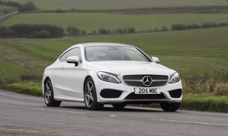 2017 Mercedes-Benz C-Class Coupe 29
