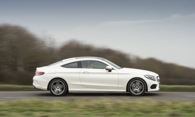 2017 Mercedes-Benz C-Class Coupe 30