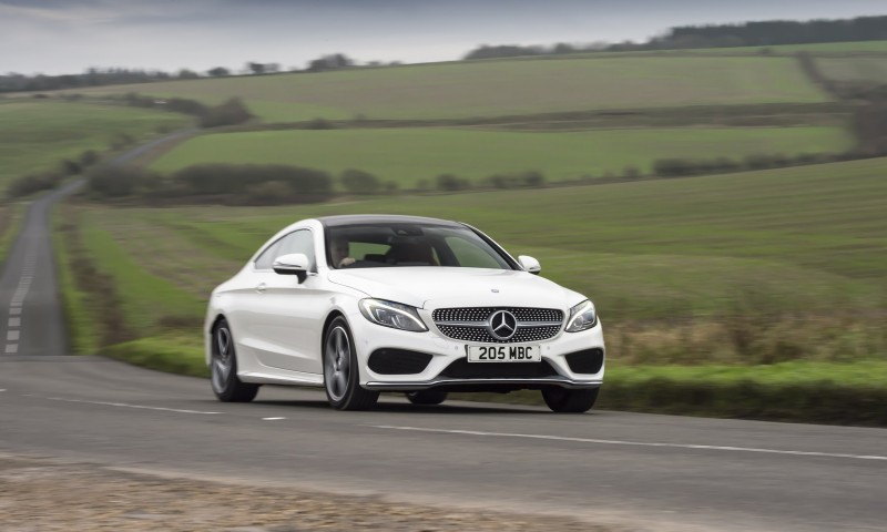 2017 Mercedes-Benz C-Class Coupe 32