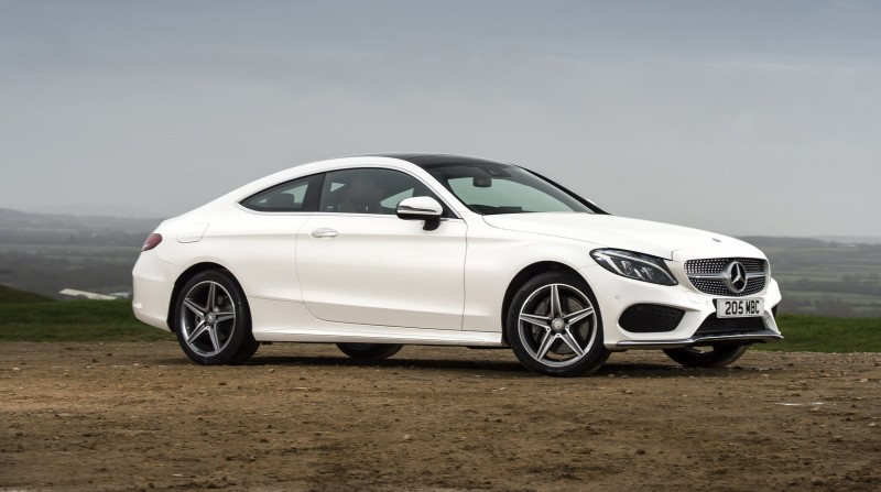 2017 Mercedes-Benz C-Class Coupe 37