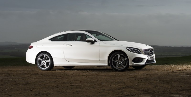 2017 Mercedes-Benz C-Class Coupe 39
