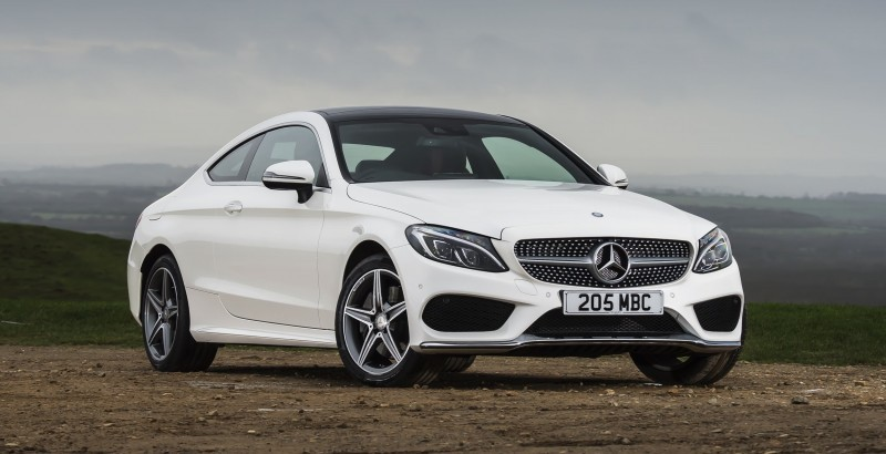 2017 Mercedes-Benz C-Class Coupe 41