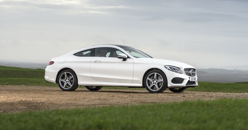 2017 Mercedes-Benz C-Class Coupe 43