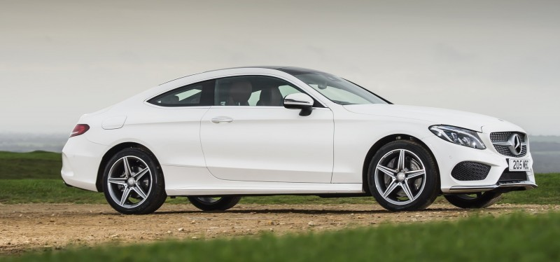 2017 Mercedes-Benz C-Class Coupe 44