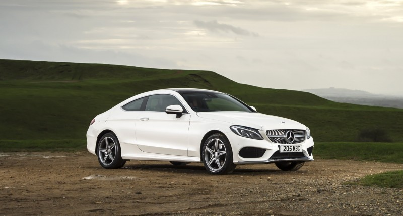 2017 Mercedes-Benz C-Class Coupe 46