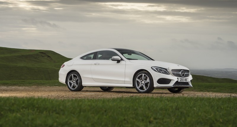 2017 Mercedes-Benz C-Class Coupe 47