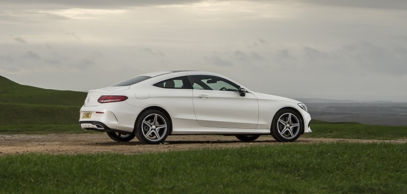 2017 Mercedes-Benz C-Class Coupe 49