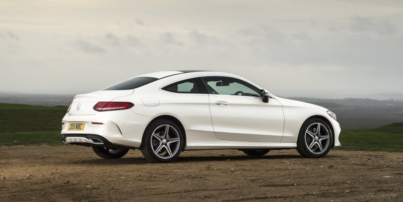 2017 Mercedes-Benz C-Class Coupe 50
