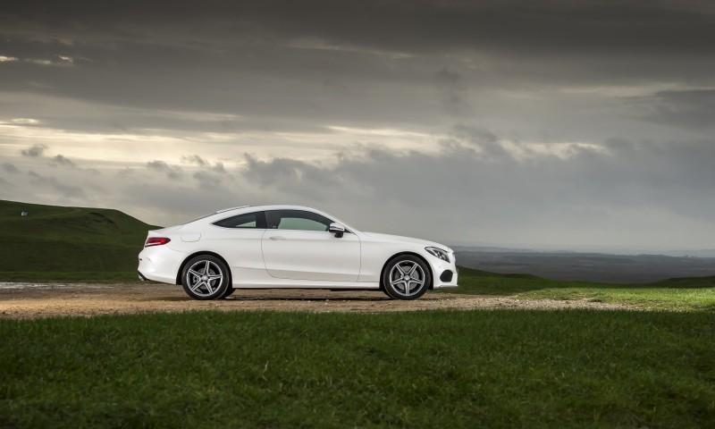 2017 Mercedes-Benz C-Class Coupe 56
