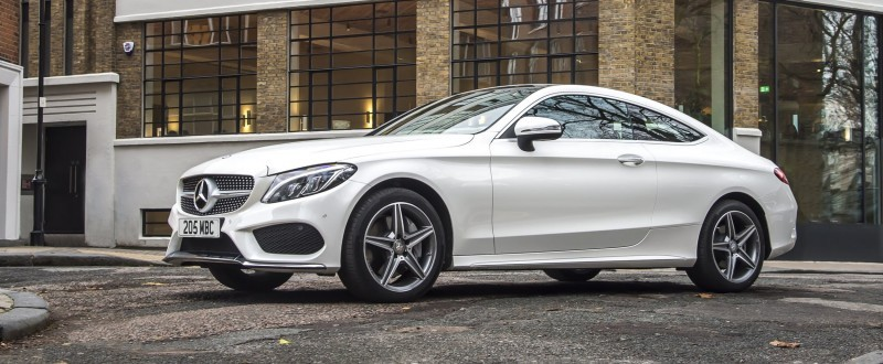 2017 Mercedes-Benz C-Class Coupe 6