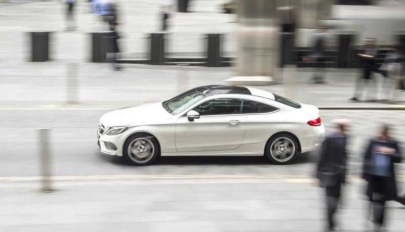 2017 Mercedes-Benz C-Class Coupe 8