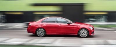 2017 Mercedes-Benz E-Class 14