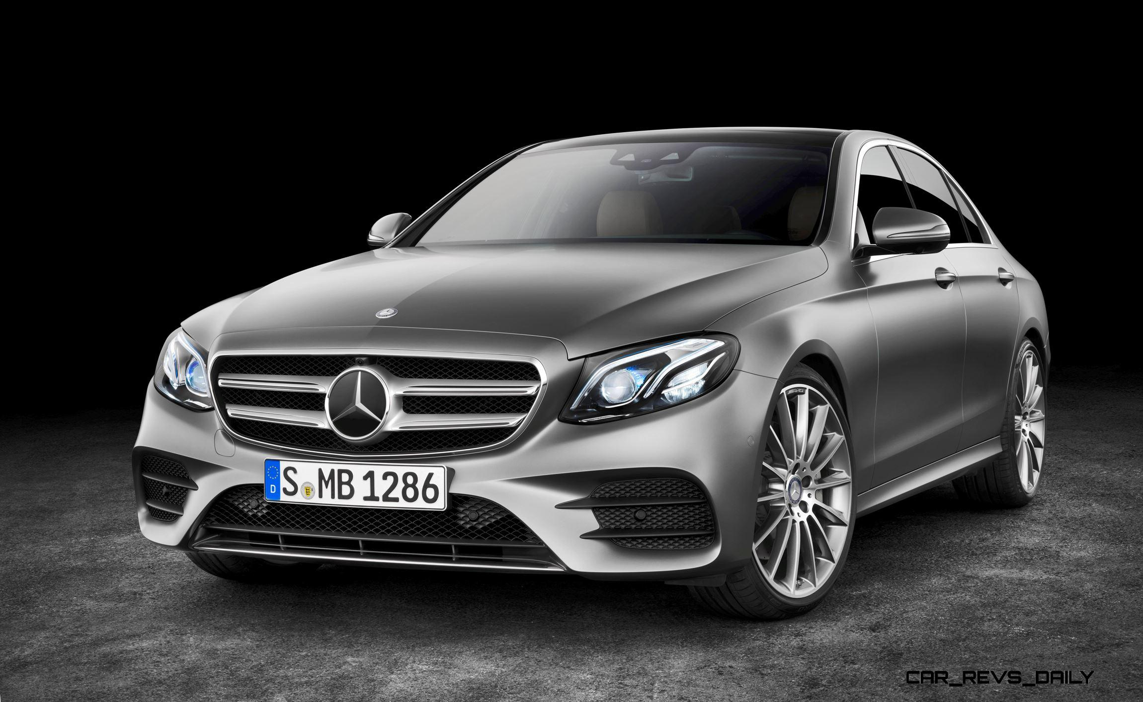 update1 2017 mercedes benz e class official debut of ultra posh new cabin all new exterior. Black Bedroom Furniture Sets. Home Design Ideas