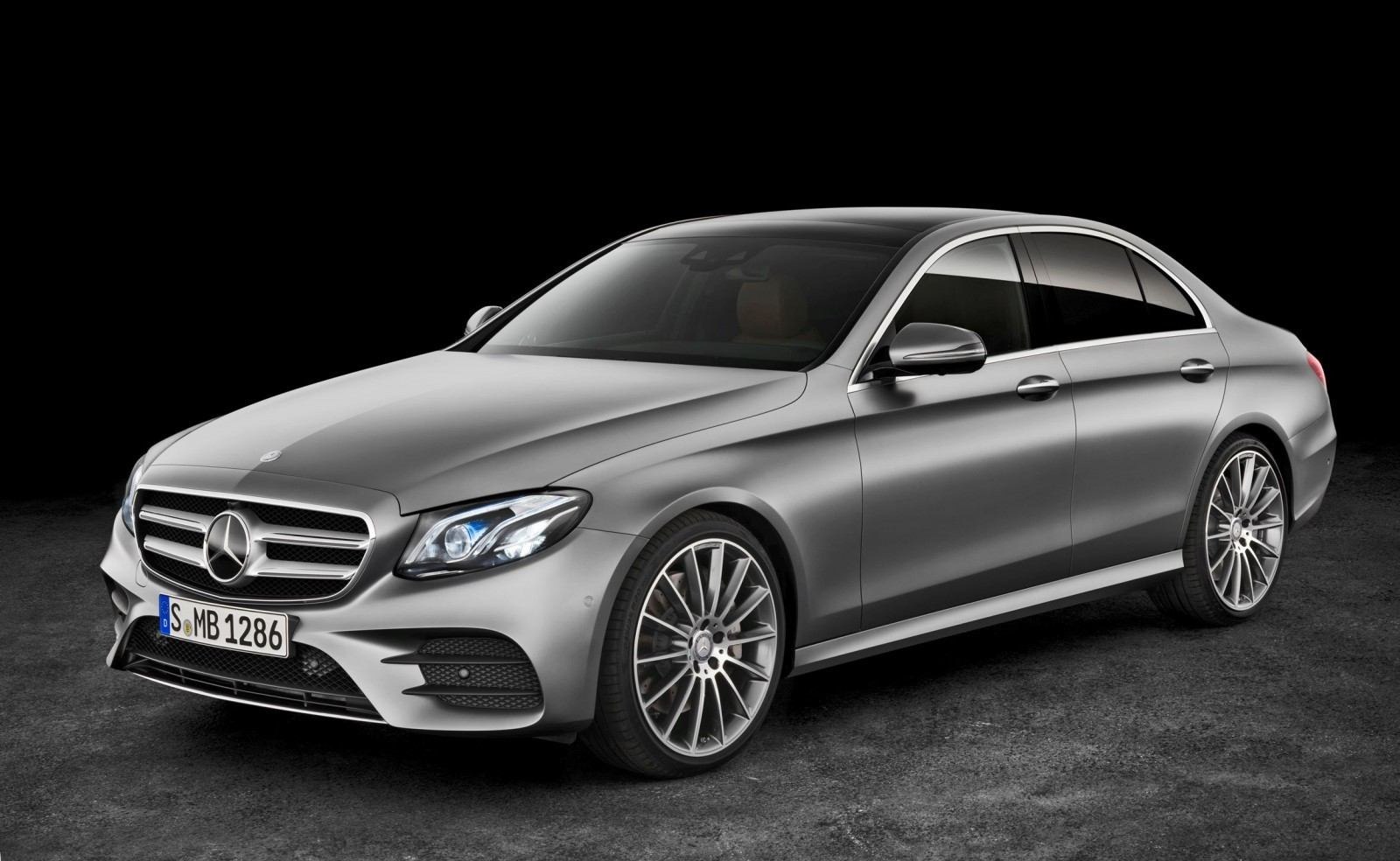 Update1 2017 mercedes benz e class official debut of for All new mercedes benz