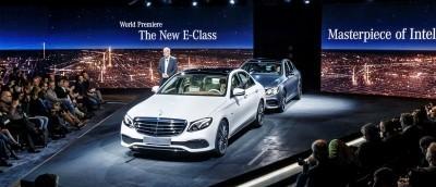 2017 Mercedes-Benz E400 4Matic Premier  12