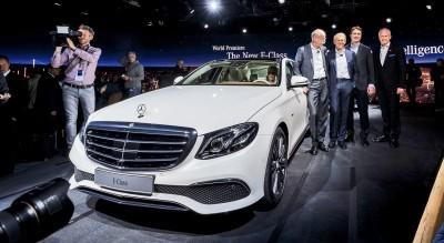 Mercedes-Benz New Year´s Reception, Detroit 2016