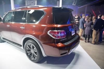 2017 Nissan Armada 4