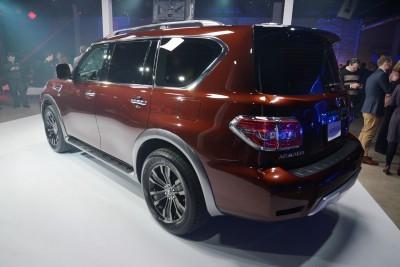 2017 Nissan Armada 5
