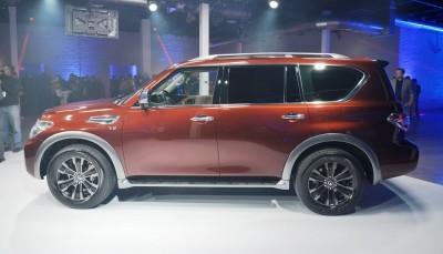 2017 Nissan Armada 6