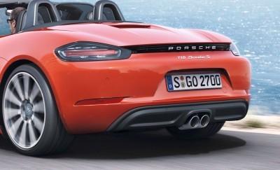 2017 Porsche 718 Boxster 2