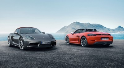 4.0s, 350HP 2017 Porsche 718 Boxster S Revealed - All-Turbo Pair Boast Huge Power Bumps 4.0s, 350HP 2017 Porsche 718 Boxster S Revealed - All-Turbo Pair Boast Huge Power Bumps 4.0s, 350HP 2017 Porsche 718 Boxster S Revealed - All-Turbo Pair Boast Huge Power Bumps 4.0s, 350HP 2017 Porsche 718 Boxster S Revealed - All-Turbo Pair Boast Huge Power Bumps 4.0s, 350HP 2017 Porsche 718 Boxster S Revealed - All-Turbo Pair Boast Huge Power Bumps 4.0s, 350HP 2017 Porsche 718 Boxster S Revealed - All-Turbo Pair Boast Huge Power Bumps 4.0s, 350HP 2017 Porsche 718 Boxster S Revealed - All-Turbo Pair Boast Huge Power Bumps 4.0s, 350HP 2017 Porsche 718 Boxster S Revealed - All-Turbo Pair Boast Huge Power Bumps