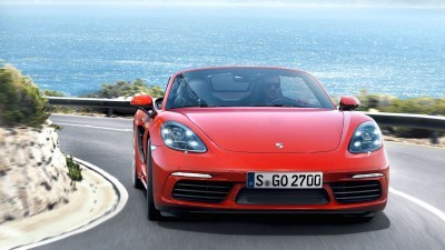 4.0s, 350HP 2017 Porsche 718 Boxster S Revealed - All-Turbo Pair Boast Huge Power Bumps 4.0s, 350HP 2017 Porsche 718 Boxster S Revealed - All-Turbo Pair Boast Huge Power Bumps 4.0s, 350HP 2017 Porsche 718 Boxster S Revealed - All-Turbo Pair Boast Huge Power Bumps 4.0s, 350HP 2017 Porsche 718 Boxster S Revealed - All-Turbo Pair Boast Huge Power Bumps 4.0s, 350HP 2017 Porsche 718 Boxster S Revealed - All-Turbo Pair Boast Huge Power Bumps 4.0s, 350HP 2017 Porsche 718 Boxster S Revealed - All-Turbo Pair Boast Huge Power Bumps 4.0s, 350HP 2017 Porsche 718 Boxster S Revealed - All-Turbo Pair Boast Huge Power Bumps