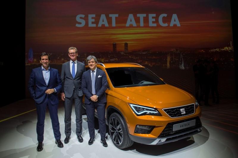 2017 SEAT Alteca SUV 1