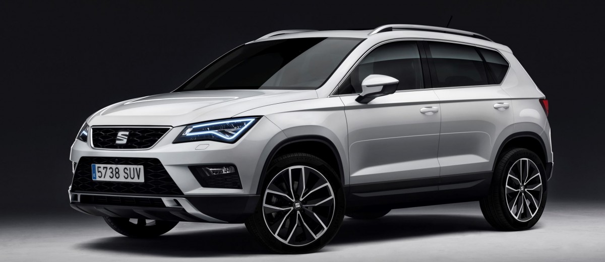 2017 seat alteca - sharp spanish marque's first suv is a no-brainer